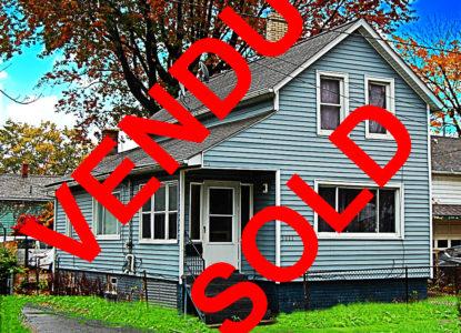 [$62K-$70K] Maison 3 chambres Cleveland Ohio, USA