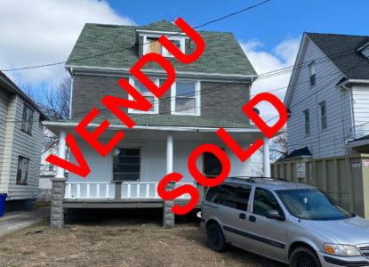 [$62K-$70K] Vente d'une maison aux usa dans le quartier South Collinwood pour un investissement