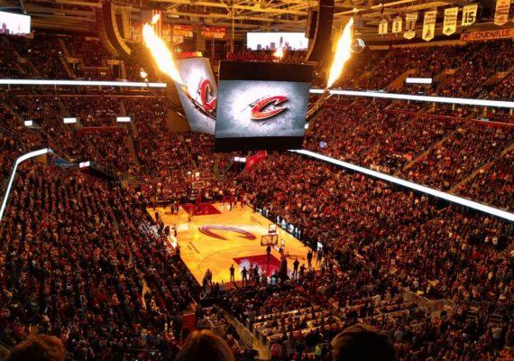 Les 3 stades: NBA – Football Américain – Baseball